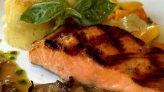 Как вкусно приготовить лосося