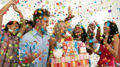 Как вести день рождения