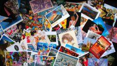 Как оформить красиво открытку