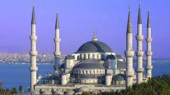 Как нарисовать мечеть