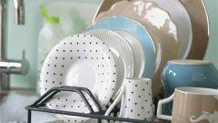 Как быстро помыть посуду