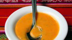 Как варить суп из гороха