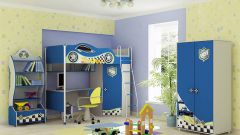 Как оформить комнату для мальчика