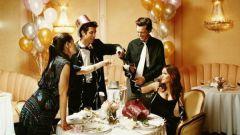 Как встретить Новый год в ресторане в Москве