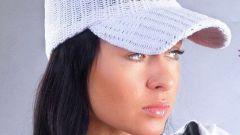Как вязать женские кепки