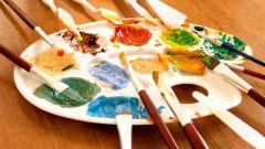 Как нарисовать человека красками