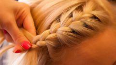 Как делать прическу с косами
