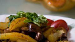 Как нужно жарить картошку
