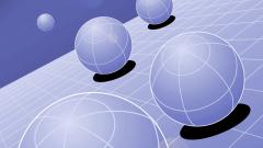 Как разделить шар на части