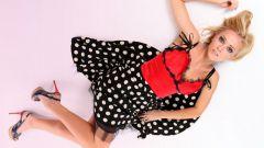 Как быстро сделать платье