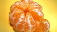 Как отстирать пятна от мандарина