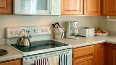 Как отделать кухню