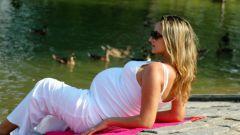 Как обращаться с беременной женой