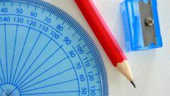 Как определить натуральную величину треугольника