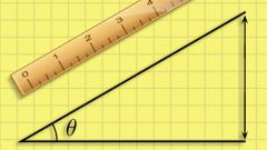 How to draw an angle without a protractor