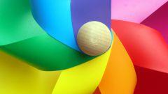 Как определить настроение  по цвету