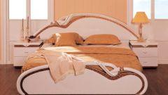 Как лучше поставить кровать