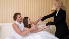 Как отлучить мужа от любовницы