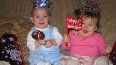 Как встретить Новый год с маленьким ребенком в 2018 году