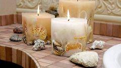 Как сделать свечу