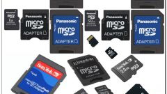 How to determine the class of the memory card