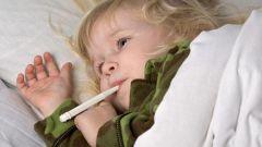 Как лечить простуду у годовалого ребенка