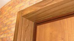 Как установить дверные откосы