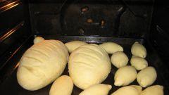 Как выпекать хлеб в духовке
