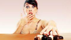 Как отказаться  от конфет