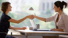 Как вести себя на собеседовании в банке