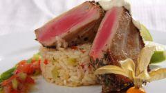 Как вкусно приготовить тунца