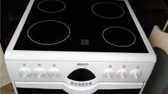 How do you clean ceramic glass stove
