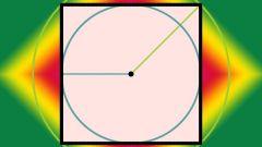 Как найти длину стороны квадрата