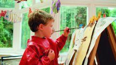 Как нарисовать детский рисунок
