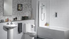 Чем вымыть кафель в ванной чтобы блестел