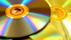 Как скопировать файл на DVD-диск