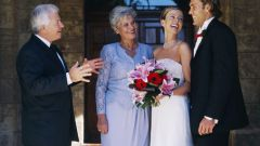 How to meet the groom's parents
