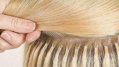 Как на дому сделать наращивание волос