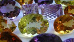 Как отличить камень от стекла