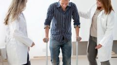 How to start walking after a fracture