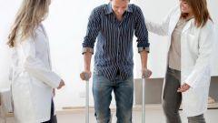 Как начать ходить после перелома