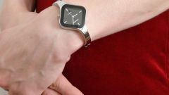 Как носить часы  с браслетом