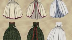 Как надевать платья в Фотошопе
