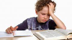 Как делать уроки с первоклассником