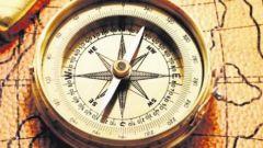 Как определить восток без компаса