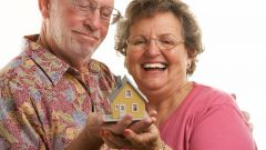 As a pensioner to receive a tax deduction when buying an apartment