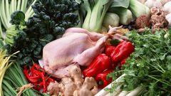 Как приготовить салаты с курицей