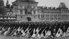Как проходил парад 9 мая 1945 года