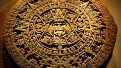 Где найден новый календарь Майя