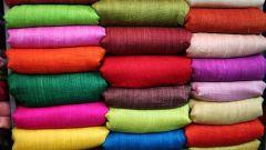 Как можно изменить цвет ткани